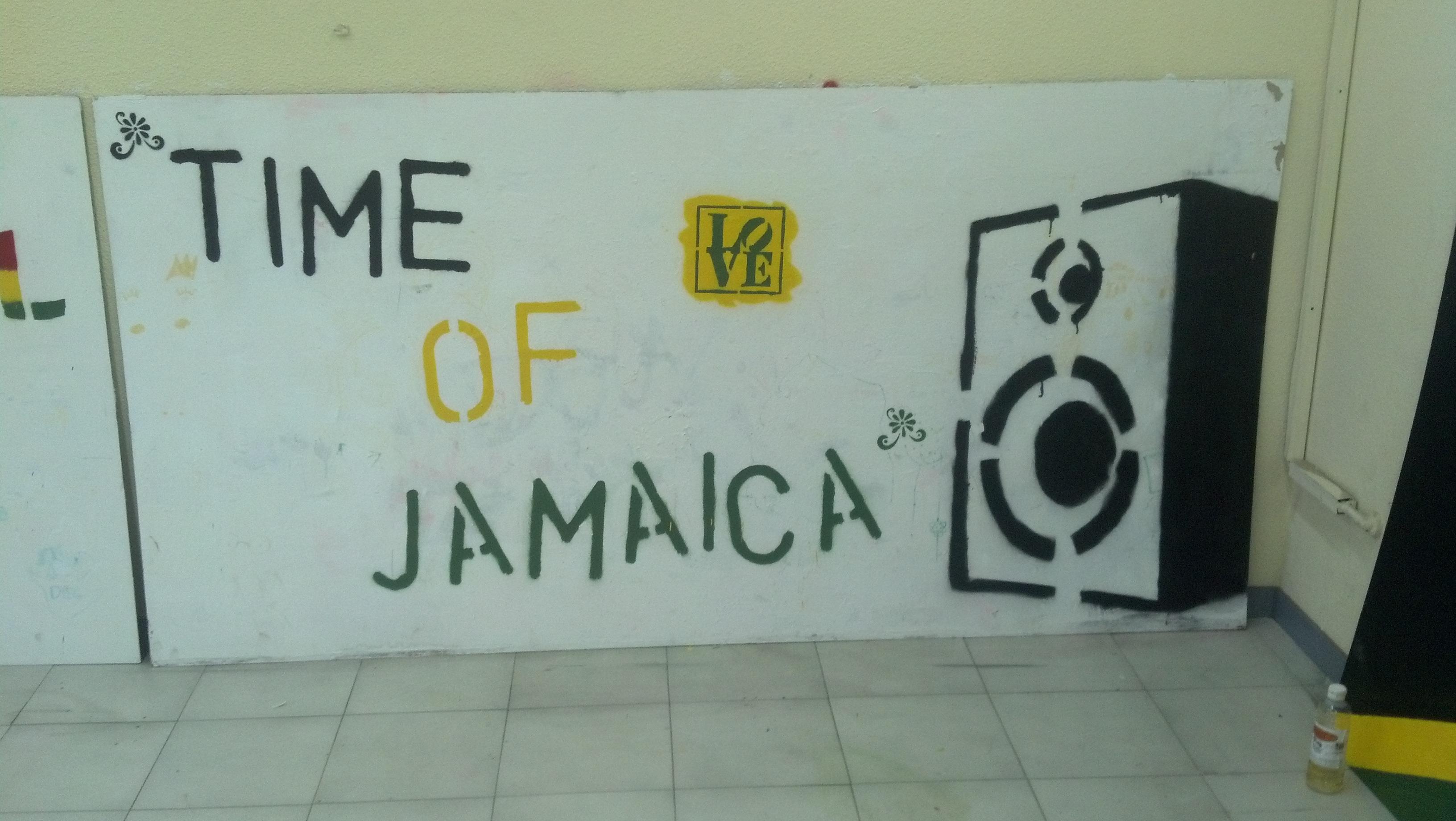 Jamaica 3 - Escuela Zahorí